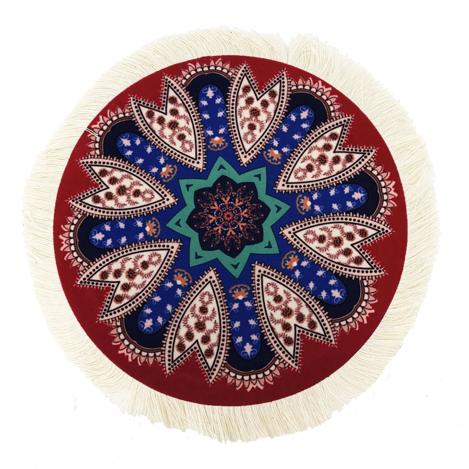 Get Quotations Oriental Rug Mouse Pads Xylxyl Miniature Turkish Style Pad 9 Inches