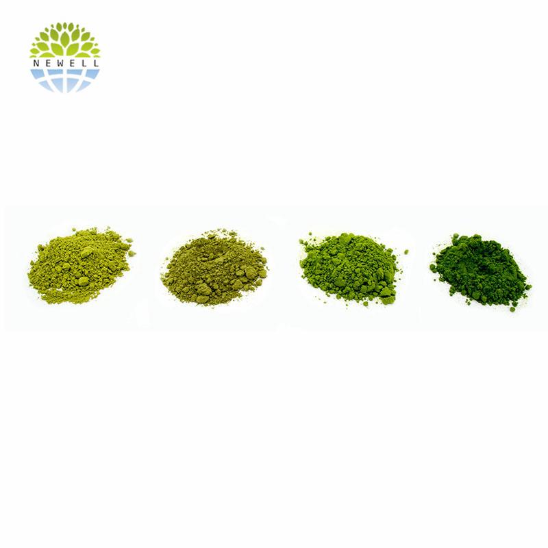 Safe premium green tea powder drink with logo - 4uTea | 4uTea.com