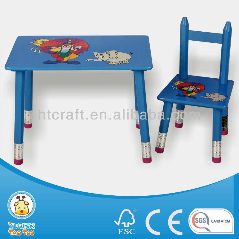 Wooden Pencil Shaped Kids Table And Chair Set/child Furniture - Buy Child FurnitureWooden Kids Table And ChairKids Play And Study Table And Chair Product ...  sc 1 st  Alibaba & Wooden Pencil Shaped Kids Table And Chair Set/child Furniture - Buy ...