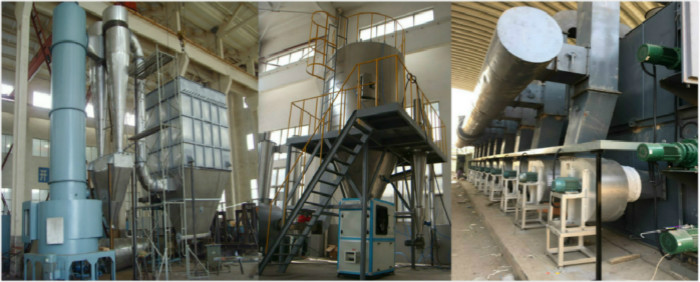 Full stainless steel 316L  5kg capacity  LPG5 high speed centrifugal pilot spray dryer