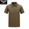 Brand Men T shirt tactical COOLMAX breathable Quick dry Outdoor sport t shirt Military Trekking Hiking