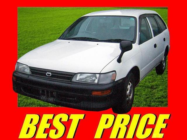 2001 TOYOTA Corolla Van DX /KE-CE107V/ Used Car From Japan (504760-1894)