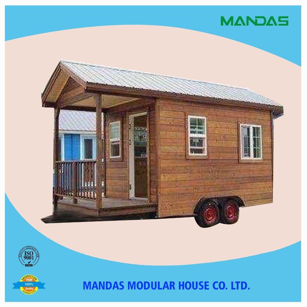 Mini casas modulares reboque de pequenas casas casas de - Mini casas prefabricadas ...