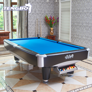 solid wood 8ft 9ft cheap billiard pool tables