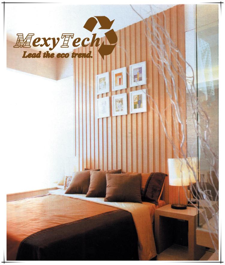 Wpc Material 3D Einstellung Wand/bad/sauna/wandverkleidung Küche Dekoration  Panel
