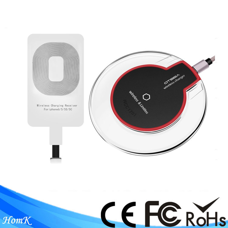 2016 Best wireless battery charger wifi mobile charger