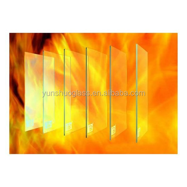 Fireproof Glass for Fireplaces