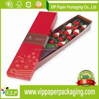 2015 Fancy Paper Packaging Sleeves for Cut Flowers