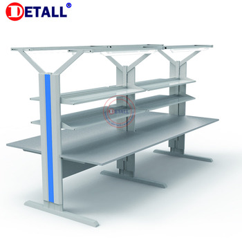 Detall Top Quality Stainless Steel Table With Multi Functional - Stainless steel table parts