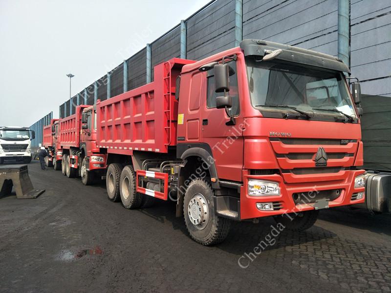 2017 Sino Truck Tipper Truck,Used 6x4 Sinotruk Howo Dumper