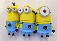 Minions Character 8GB USB 2.0 Flash Drive Memory Stick Data Storage Gift
