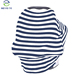 4-in-1 Breathable Summer Baby Car Seat Busting Cover Stroller Head Cover