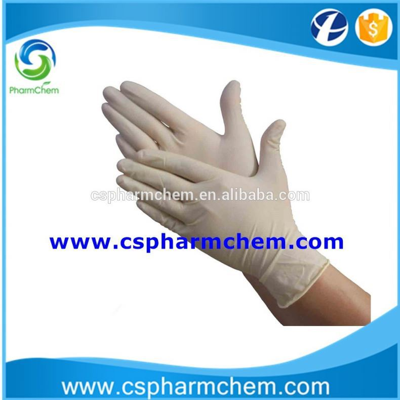 nitrile disposable esd gloves blue