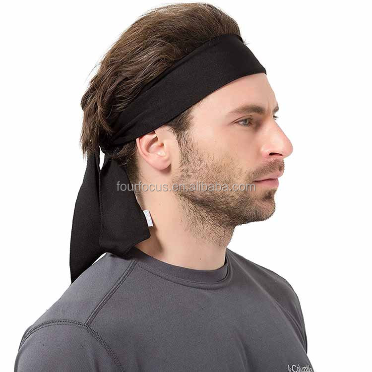 Combat Dri-Fit Head Tie One Size Fits All Headband