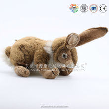 Happy Easter! Promotion easter singing rabbit toy plush bunny with carrot
