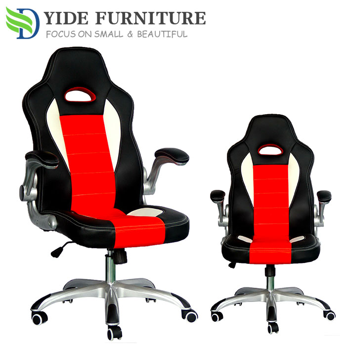 Swivel lift car seat racing style office chair computer chair