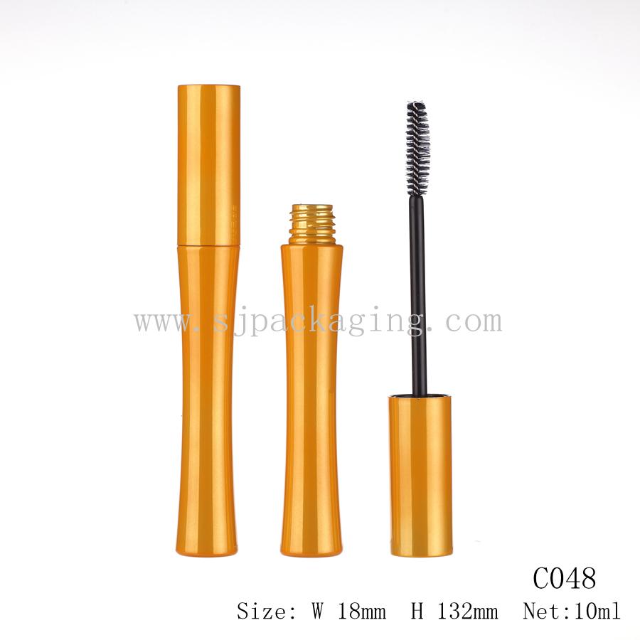 New Design Orange Mascara Bottle - Buy Mascara Bottle,Orange ...