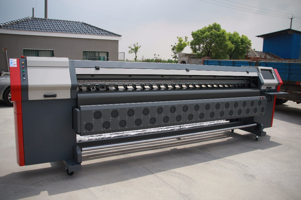 Newest Inkjet Large Format Printer Sinocolor SP3204 with Spectra Polaris PQ512 Printhead