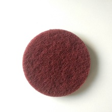 Non Woven Abrasive scouring pad /roll for grinding