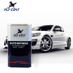 2K Polyurethane Hs Automotive Clearcoat