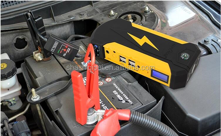 Auto Power Bank Jump Starter for Starting The Car