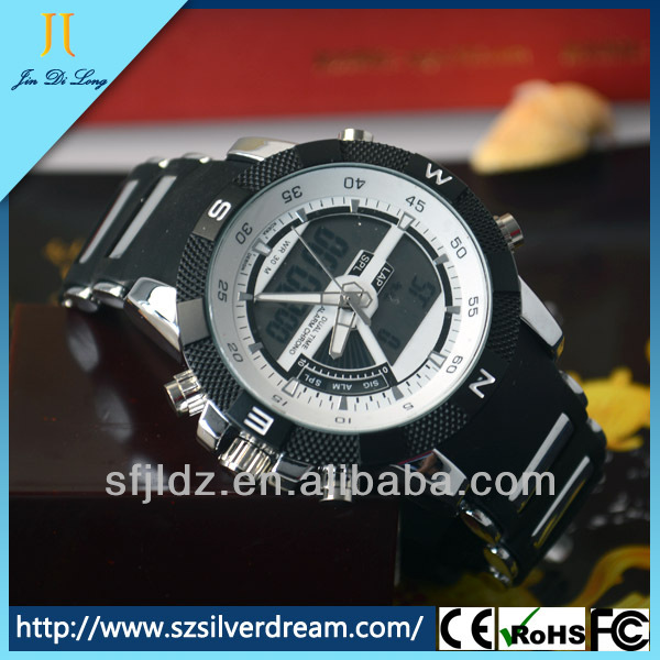 Newest trendy double repetition mechanism mens designer description of wrist watches