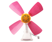 2016 new trendy promotion small safety work quiet home electric appliance floor fan