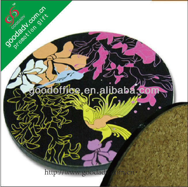 Hot sales coaster set with OEM professional manufacture tin coaster