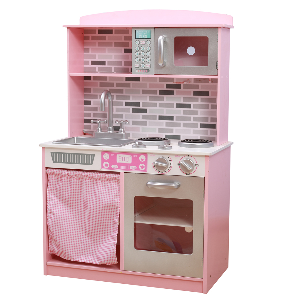 Rosa M Dio Escala Brinquedo Mdf Cozinha Com Pia E Torneira Melhor