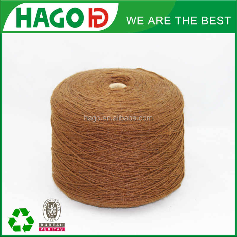 Ne 5s recycle cotton yarn china cotton yarn for knitting machine knitting yarn for rugs