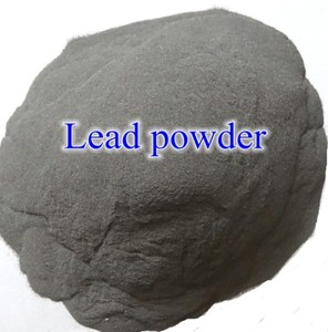 China factory outlet price of lead powder for sale