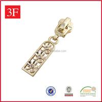 Decorative Metal Zipper Pulls for Sale