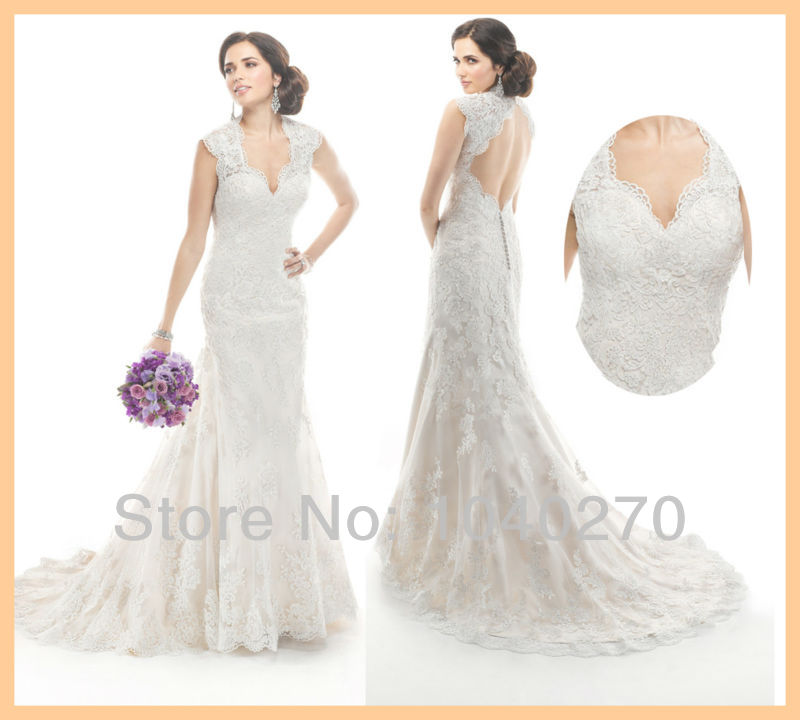 Cheap Sleeve Lace Wedding Gown, find Sleeve Lace Wedding Gown deals ...