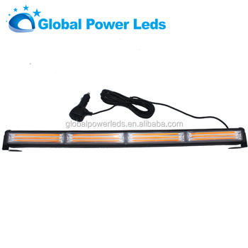 40w led cob rotating strobe light bar amber warning beacon light 40w led cob rotating strobe light bar amber warning beacon light bar water proof traffic advisor aloadofball Image collections