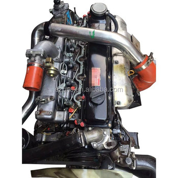 Japanese Used Bus And Suv 6-cylinder Td42 Diesel Engine And Gearbox With  The Favorable Quality Guaranteed - Buy Japanese Used Td42 Engine,Engine And