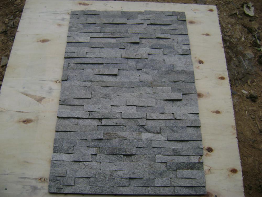 Decoratieve donkergrijs leisteen cultuur stenen muur tegels leisteen product id 60150011530 - Leisteen muur ...