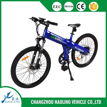 FLASH electric bicycle bike 26'' mountain bike with lithium battery