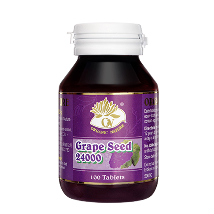 best grape seed soft gels