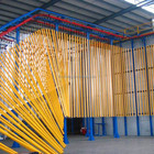 Electrostatic Aluminum Profile Powder Coating Production Line
