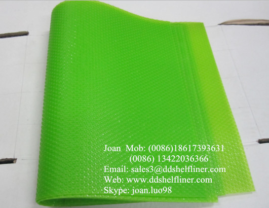 Eco-friendly LFGB grade Fridge mat refrigerator mat