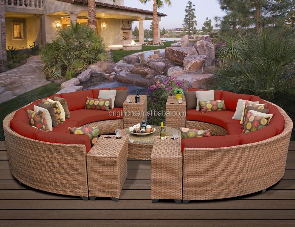 12 Plazas Moderno Hotel Patio Utilizado Sentado Muebles Y Mesa De ...