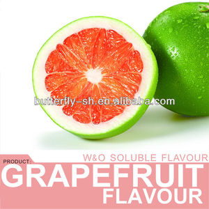 Grapefruit flavor for drink