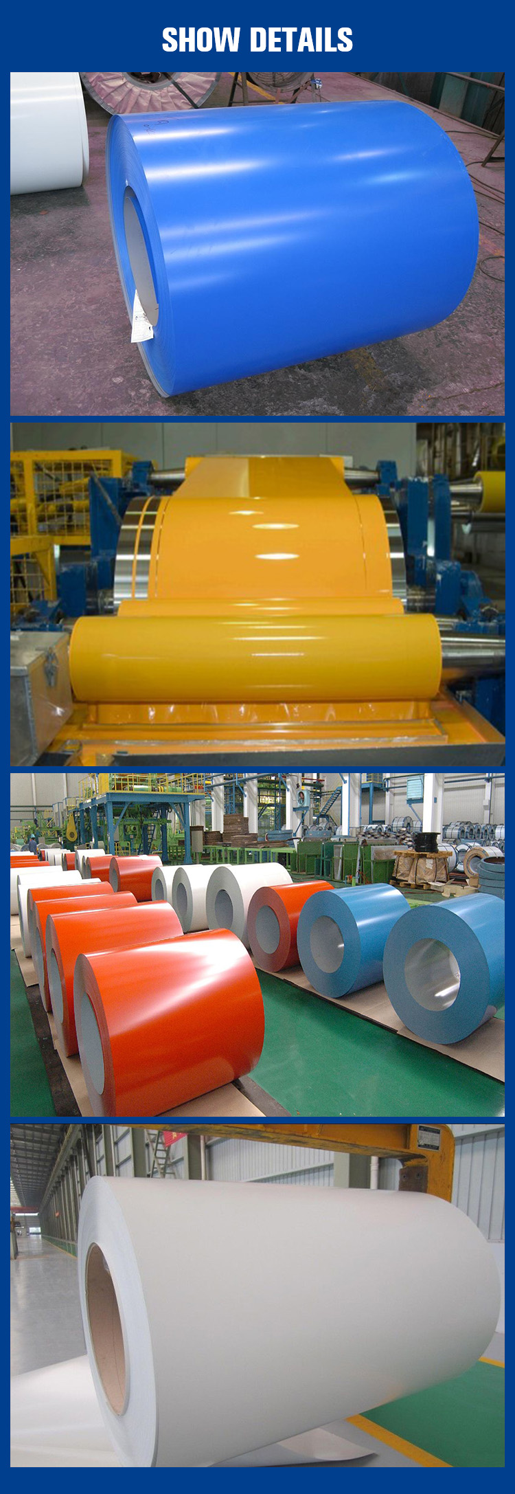 Cost price PVDF color coated aluminum coil for elevator