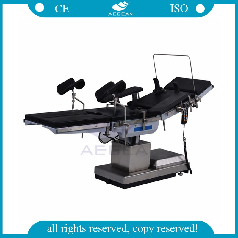 AG-OT008 Electric hydraulic system operating medical surgical table