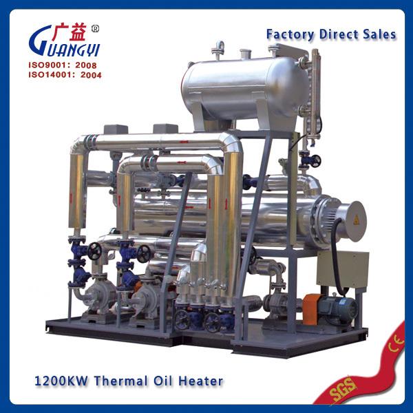 Aceite t rmico calefacci n calefacci n prensas de caucho - Calefaccion de aceite ...