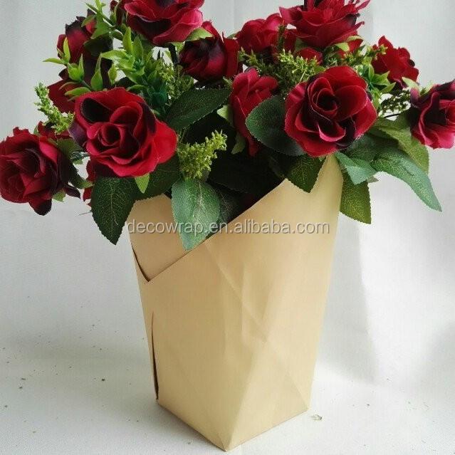 Flower Decorative Pot Cover Paper Flowerpot Cover Buy
