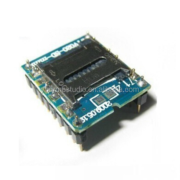 Manufacturer WTV020 SD Card Voice Module With Good Price