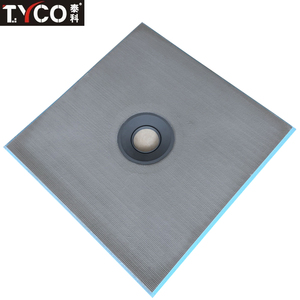 Hangzhou TYCO square shower tray oval shower tray and round shower tray