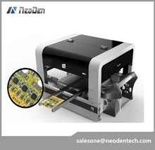 Desktop Pick and Place Machine with Camera SMT Feeders NeoDen4 LED Light Making Machine