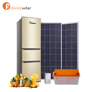 home appliances factory wholesale upright dc 12v compressors solar refrigerators
